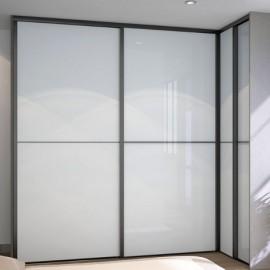 Porte de placard en verre